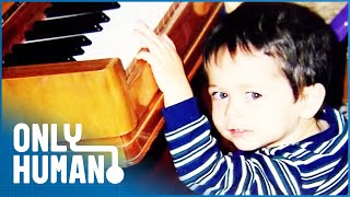 10 Year Old Plays Piano Better Than Professionals | SuperHuman: Geniuses