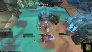 [Wildstar] Warrior Tank Parse (threat based)