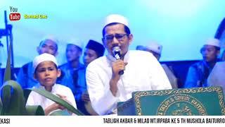 Suara Emas | Nada Tinggi Nya Masya allah - Habib Abdullah Bin Ali Bin Sholeh Al Atthas (MT.IRPABA)