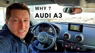 My New Car Audi A3 1.4 TFSI l Why Petrol and not Diesel !!!