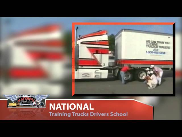National Truck school is MOVING AMERICA