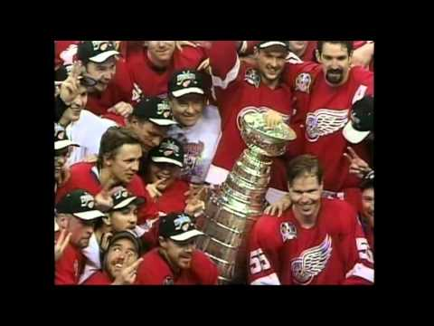 Red Wings 22 Year Playoff Streak in 22 Minutes