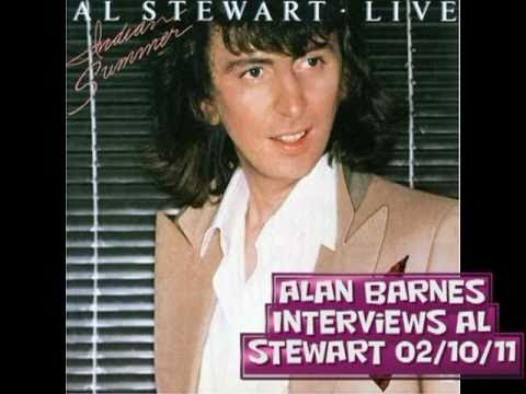 Al Stewart Interview with Alan Barnes 2/10/11