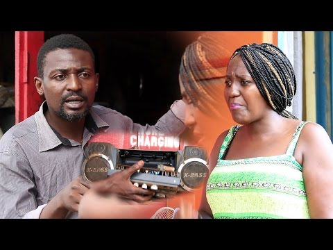 Radios dont work human beings do.(Comedy made in Africa)