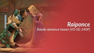 Thumb Tangled es el nuevo título para la película Rapunzel de Disney (Teaser)