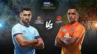Pro Kabaddi 2019 Highlights   Tamil Thalaivas Vs Puneri Paltan   Hindi M48