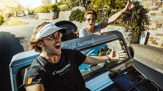 DOING NOTHING NORMAL WITH THE G!!! | VLOG³ 74