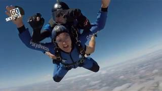 """My """"GoSkydive"""" Experience - Absolutely Sensational! #DiveForDiabetes"""