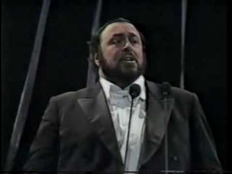 Luciano Pavarotti - Cielo E Mar