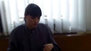 Polițistul Reul vine înarmat la judecată