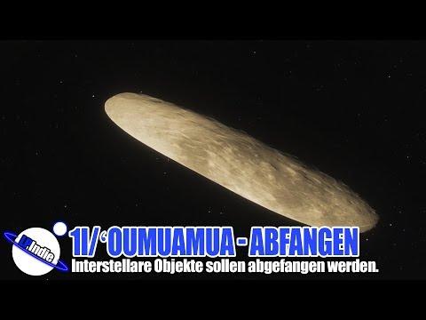 1I/ʻOumuamua: Interstellare Objekte sollen abgefangen werden
