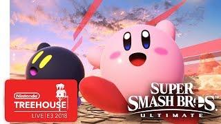 Super Smash Bros. Ultimate Gameplay Pt. 9 - Nintendo Treehouse: Live | E3 2018
