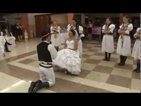 Čepčenie nevesty - Mokrolužan
