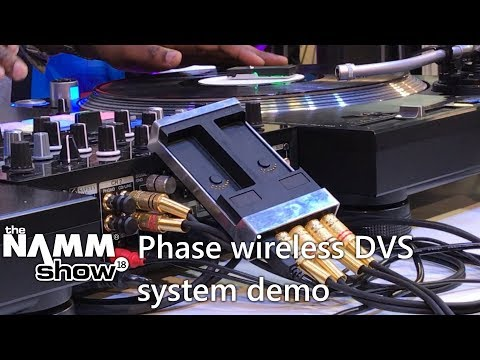 Namm 2018: Phase wireless DVS system demo