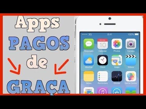 Dicas #4: Como baixar apps PAGOS de GRAÇA sem programa ou Jailbreak