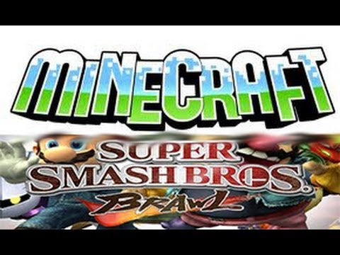 Minecraft [1.4.7] Super Smash Bros Server!!! [Deutsch] [HD]