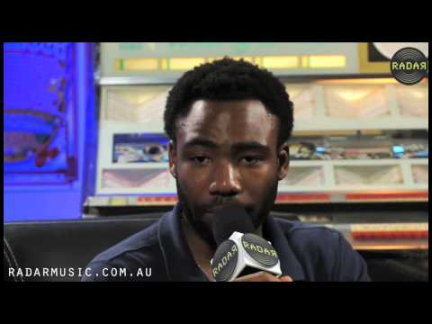 Childish Gambino Talks Mixtapes Vs Albums &amp; Avatar Fleshlights
