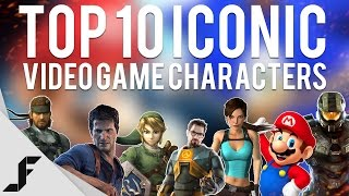 TOP 10 Most Iconic Video Game Characters