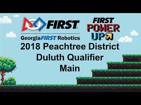 2018 GA Peachtree District - Duluth Event - Quarterfinal Match 2