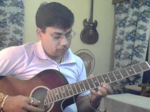 Kora Kagaz Tha Ye Maan Mear On Guitar video