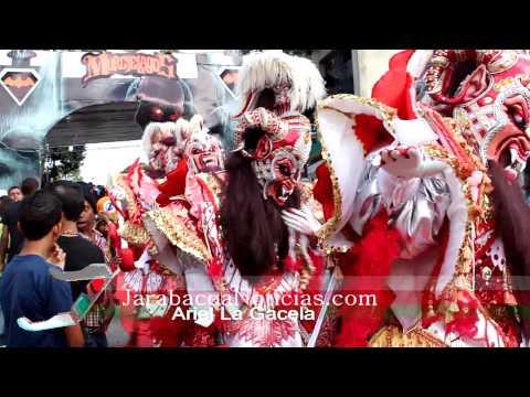 Segundo domingo de Carnaval 2013 en el Parque Duarte de Jarabacoa