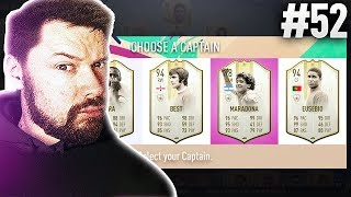 5 INSANE PRIME ICON MOMENTS! - #FIFA19 ULTIMATE TEAM DRAFT TO GLORY #52