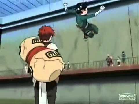 Naruto - get back
