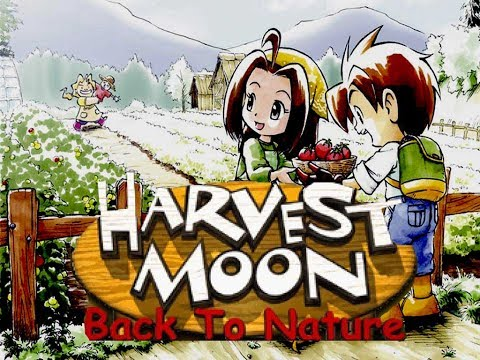 Harvest Moon PS1