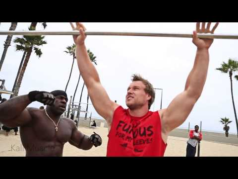Kali Muscle - MUSCLE UPS (ft.Furious Pete, Big J)