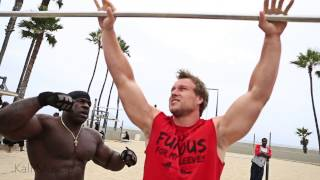 MUSCLE UPS | Kali Muscle + Furious Pete + Big J