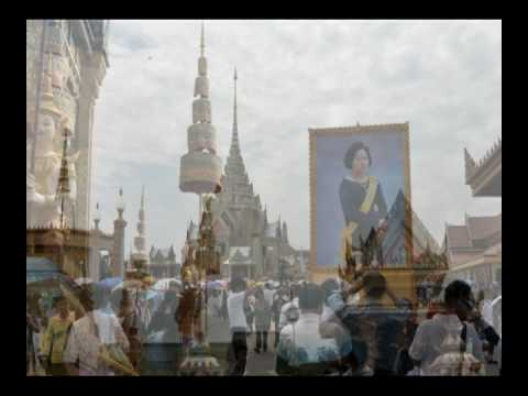 THAILAND: A Sad Goodbye To Our Beloved Princess Galyani Vadhana