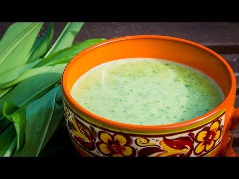 Bärlauch-Kartoffel-Suppe Rezept | Der Bio Koch #723