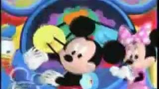 Mickey Mouse - Hot Dog song (Playhouse Disney)