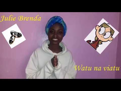 WATU NA VIATU- Nyota ndogo( cover)