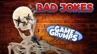 """""""BAD"""" JOKES"""