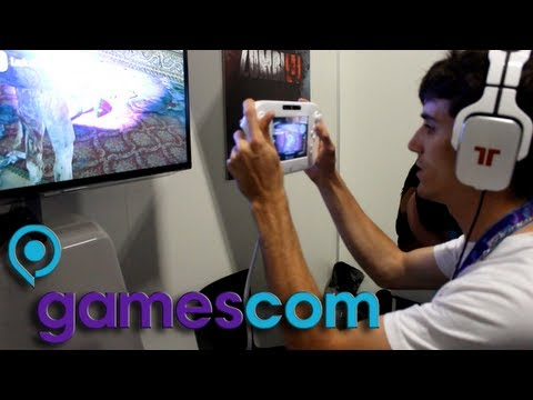 Chapitre 1 - Gamescom 2012 - Hitman Absolution, Black Ops 2, ZombieU, Far Cry 3 ...
