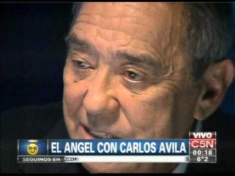 C5N - EL ANGEL DE LA MEDIANOCHE CON CARLOS AVILA