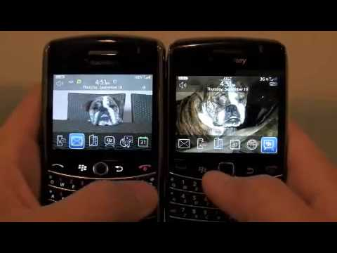 BlackBerry 9700(ONYX) Over Review Video