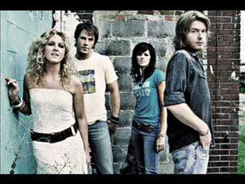 Little Big Town - Boondocks (With Lyrics) HQ