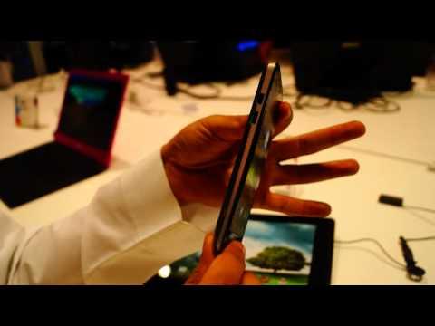 جايتكس السعوديه:نظره على الجهاز ASUS Padfone