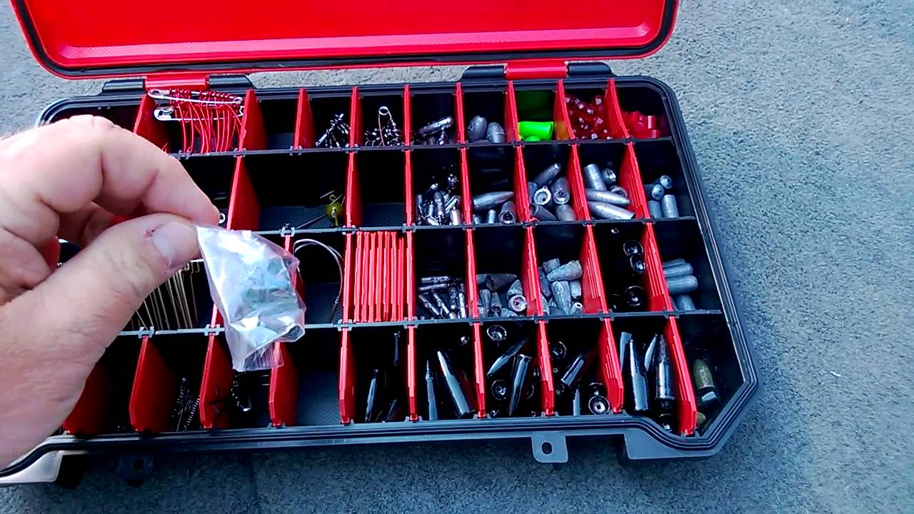 Terminal tackle organization bass mafia bass coffin for Fishing tackle organization