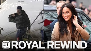 Royal Rewind: Harry & Meghan Exit The Royal Family And Reunite In Canada