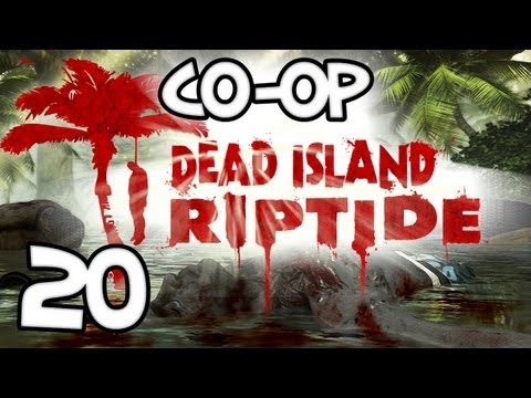 DEAD ISLAND RIPTIDE - GOLDEN ROD - Part 20