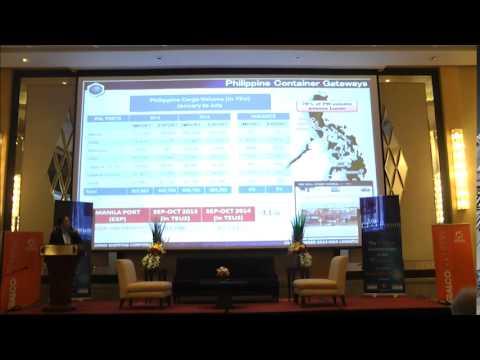 Asia Logistics Summit 11-25-14 | Daniel Ventanilla