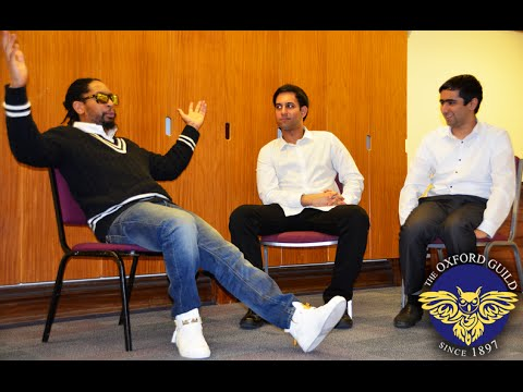 Lil Jon speaks to the Oxford Guild