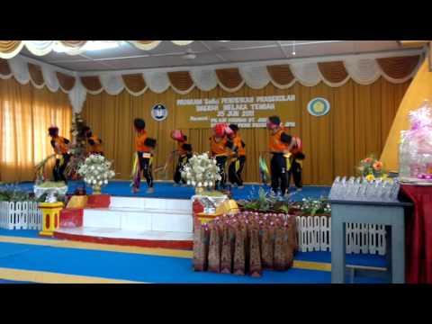 Johan Tarian Senamrobik Prasekolah Melaka 2011 Sksb video
