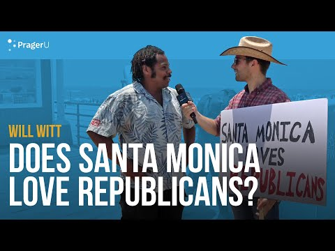 Does Santa Monica Love Republicans? With Will Witt