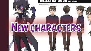 New characters Bakugan battle planet--Darphyros Bakugan--