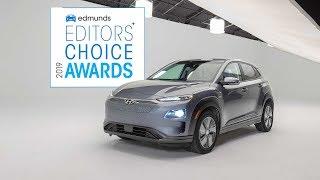 2019 Hyundai Kona Electric: The Best EV | 2019 Edmunds Editors' Choice