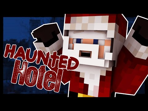 Haunted Hotel - CHRISTMAS SPECIAL! #10 | Minecraft Roleplay Adventure